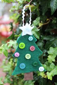 18 best personalized felt christmas tree ornament images on