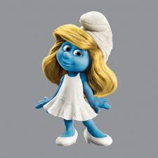 smurf favorite childhood character