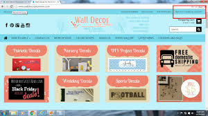 Home Design Decor Shopping Wish It U0027s Our Best Decal And Sticker Sale Of The Year Wall Decor