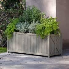 trough planters hayneedle