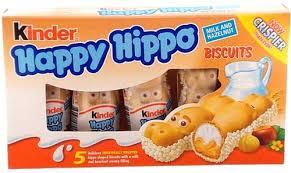 happy hippo candy where to buy kinder happy hippo hazelnut 20 7 gram x 50 bars