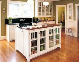 One Wall Kitchen With Island Small One Wall Kitchen With Island Designs Ideas And Decors