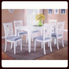 Standard Furniture Dining Room Sets White Has Such Fresh Clean Look And I Think It Makes Everything