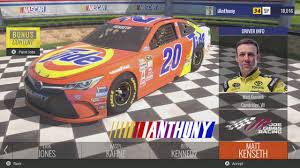 paint schemes all paint schemes on nascar heat evolution youtube
