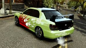 ricer subaru gta gaming archive