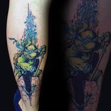 ninja turtle tattoos tattoo collections