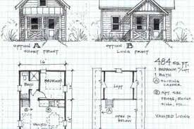 cabin plans free 17 small cabins tiny houses plans small modern cottages small