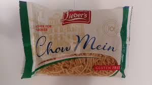 kosher for passover noodles liebers chow mein noodles pasta noodles gluten free