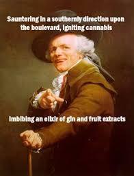 Ducreux Meme - educa礑磽o 礬 tudo hahahahahahaha tradu礑磽o vai se f seu fdp
