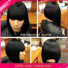 bob quick weave hairstyles quick weave bob hairstyles with bangs quick haircut and inside