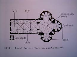 it looks like a dove or a floor plan of the florence cathedral
