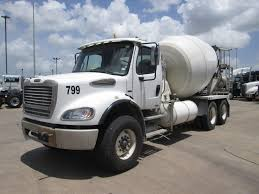 freightliner used trucks used mixer trucks cement concrete equipment for sale