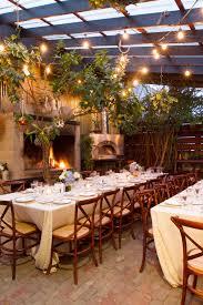 restaurant decor ideas rustic