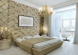 attic bedroom color ideas dark brown wooden bedframe cream colored