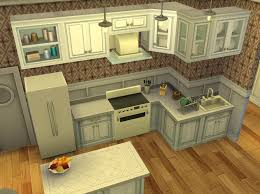 kitchen cabinets sims 4 sims 3 kitchen clutter sims 3 kitchen