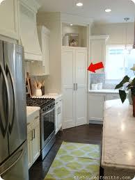 Kitchen With Pantry Design 12 Best Corner Cabint Images On Pinterest Corner Pantry Cabinet