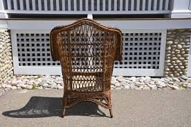 heywood wakefield vintage wicker furniture antique heywood