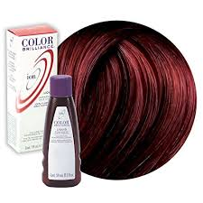 ion haircolor pucs ion color brilliance permanent liquid hair color buy online in