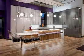 Shine Laminate Wood Floors Add Some High Gloss Drama To Your Interiors