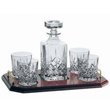 barware sets buy crystal barware sets from bed bath beyond