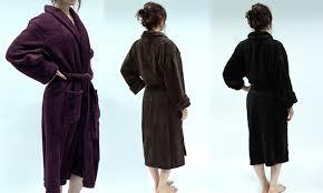 jean louis scherrer robe de chambre peignoir unisexe jean louis scherrer groupon shopping