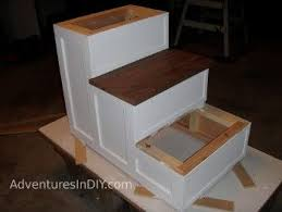doggie steps for bed 42 best diy doggie steps images on pinterest dog stairs doggies