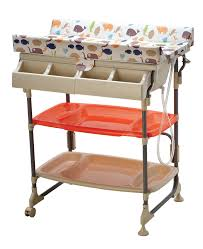 Change Table With Bath Nanny Easy Peasy Changing Unit Bath And Change Table