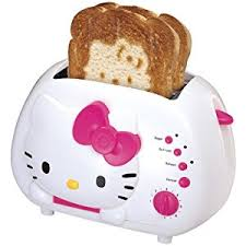 amazon kitty 2 slice wide slot toaster cool touch