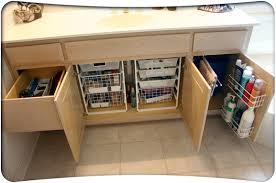 Bathroom Sink Storage Solutions Impressive Cabinet Organizer Bathroom Storage Organizers Get