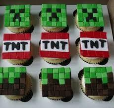 minecraft cupcakes lo último pinterest minecraft cupcakes