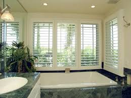 window blinds window blinds for bathroom shutters spa surround