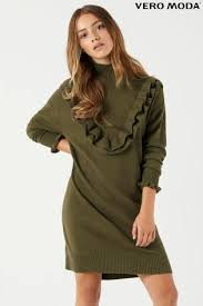 buy vero moda petite brawley jumper dress from next usa