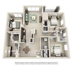 3 Bedroom Apartments Orlando 3 Bedroom 2 Bath Apartments Home Improvement Ideas