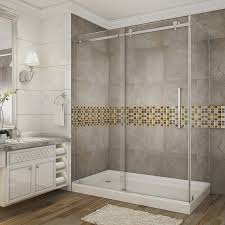 Clawfoot Shower Pan Shower Doors And Enclosures Product Categories Platinum Bath