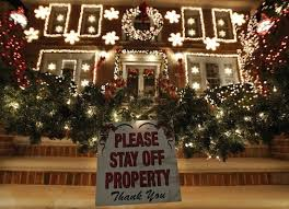 over the top dyker heights christmas displays draw some bah