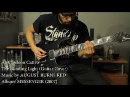 The Blinding Light Lyrics August Burns Red The Blinding Light Lyrics And Meaning смотреть