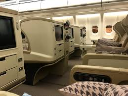 flying asiana and sq business class using hotel points