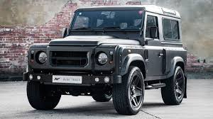 customized land rover these custom land rover defenders are absolutely insane airows