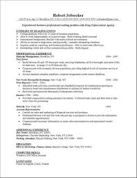 Example Of Good Resume Objective by Glamorous Examples Of Skill Sets For Resume 86 For Good Resume