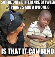 Iphone 6 Meme - iphone 5 vs iphone 6 by whodgman14 meme center