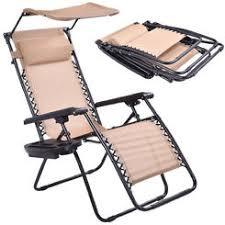 Anti Gravity Lounge Chair Zero Gravity Lounge Chair Sun Shade