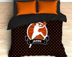 theme comforter basketball bedding etsy