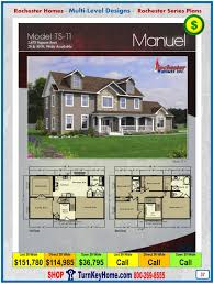 Livia Condo Floor Plan by Lincoln All American Home Ranch Hometown Collection Plan Price