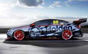 holden car 2018 holden commodore supercar race car revealed performancedrive