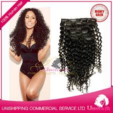 curly clip in hair extensions 16 36 flip in clip in curly hair extension human hair