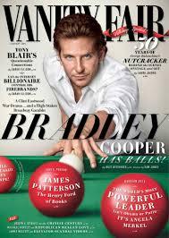 Vanity Fair Italiano Bradley Cooper Covers Vanity Fair January 2015 Issue