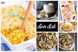 pretty in pistachio list 11 15 17 thanksgiving recipes