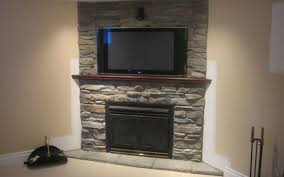 interior stone fireplace designs stovers