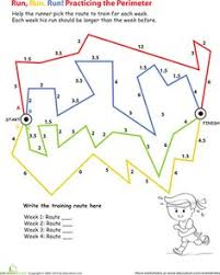 brush on on the basics of geometry with these perimeter area and
