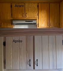 cuisine en pin restauration d armoires de cuisine en chêne par la boite à pin